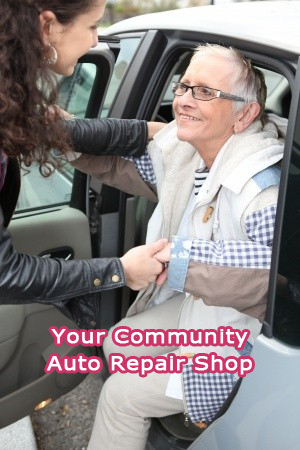 Elderly Car Care Service