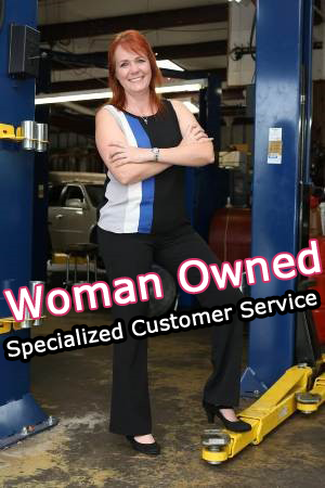 Woman Owned Auto Repair Shop