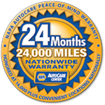 NAPA Nationwide Warranty